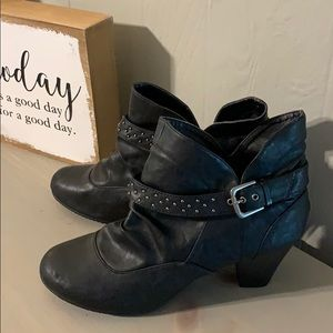 Sam and Libby Ankle Boot